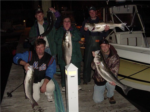 What a day of striper fishing adam bomb 11 6 for Adam bomb fishing