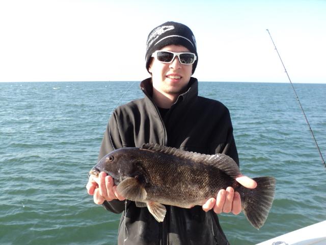 Cape may fishing bonanza adam bomb last couple for Adam bomb fishing